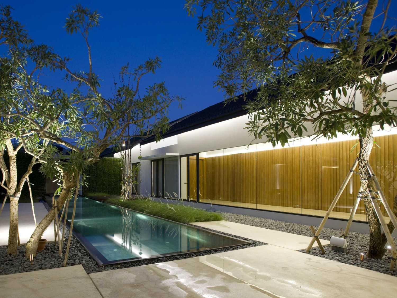 Studio Air Putih P_House Bsd, Serpong Bsd, Serpong Swimming Pool View  25065