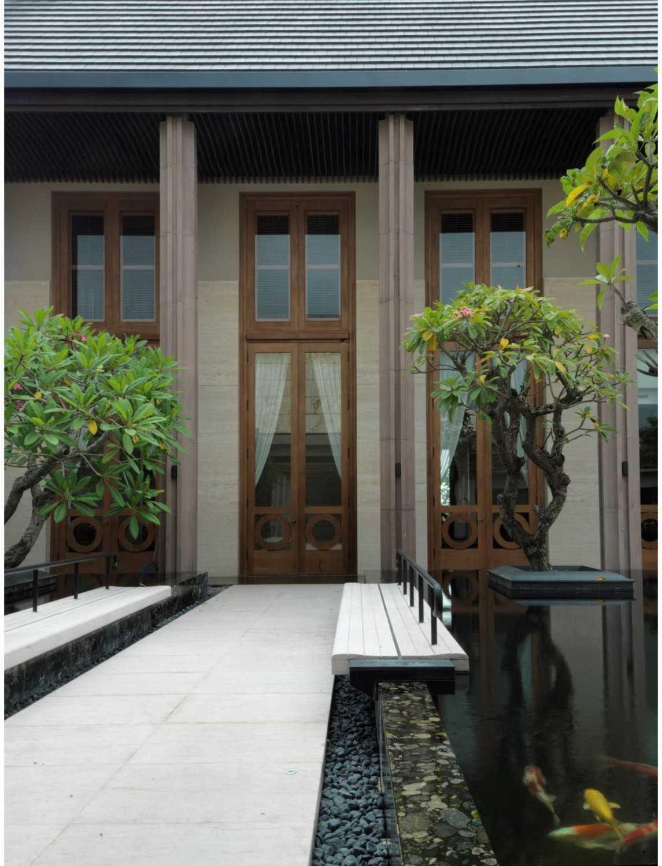 Studio Air Putih Dh_House Argopuro, Semarang Argopuro, Semarang Courtyard Klasik 25121
