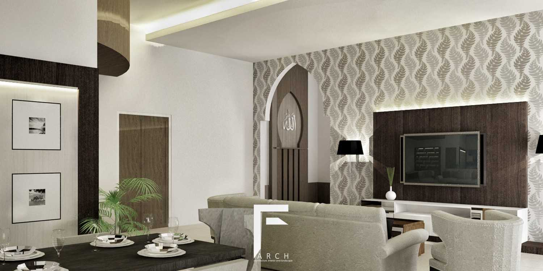 Project Modern Home Interior Design Desain Arsitek Oleh Forr Arch Arsitag