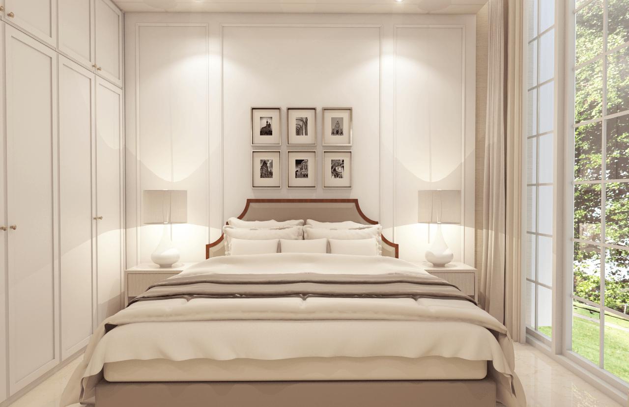 Nva Interior Taman Resort Mediterania - Pantai Indah Kapuk Pantai Indah Kapuk Pantai Indah Kapuk Guest Bedroom  25755