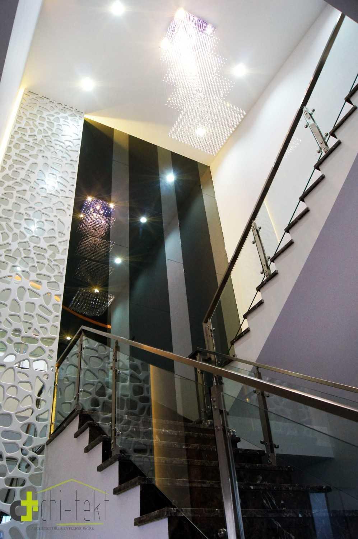 Dtarchitekt Pabuaran Resident Taman Pabuaran, Tangerang, Banten, Indonesia Taman Pabuaran, Tangerang, Banten, Indonesia Stair Modern, Minimalis 29897