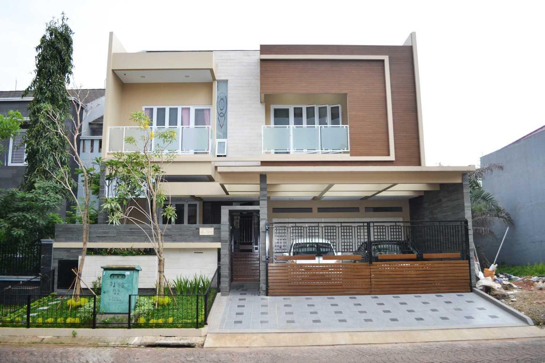 Dtarchitekt Modernland Resident Kota Modern, Modernland City - Tangerang Kota Modern, Modernland City - Tangerang Fasade  29827