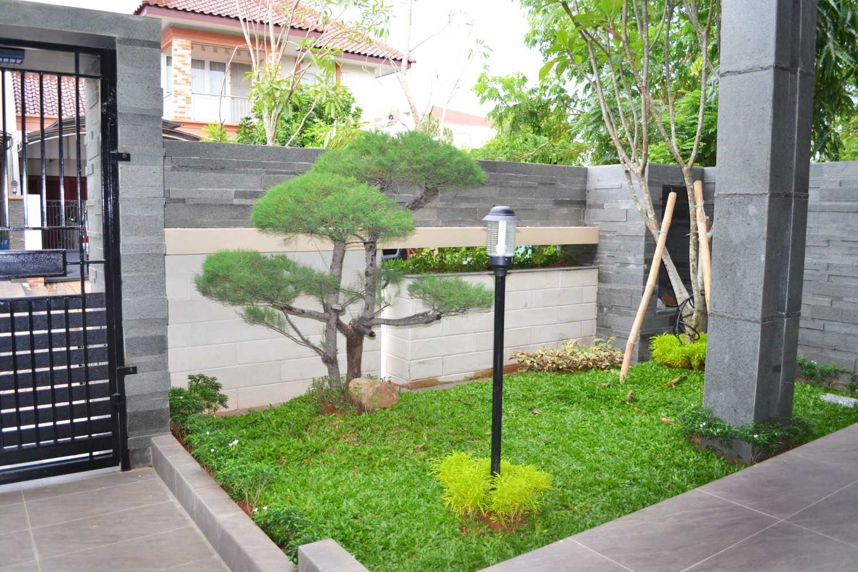 Dtarchitekt Modernland Resident Kota Modern, Modernland City - Tangerang Kota Modern, Modernland City - Tangerang Detail - Garden  29828