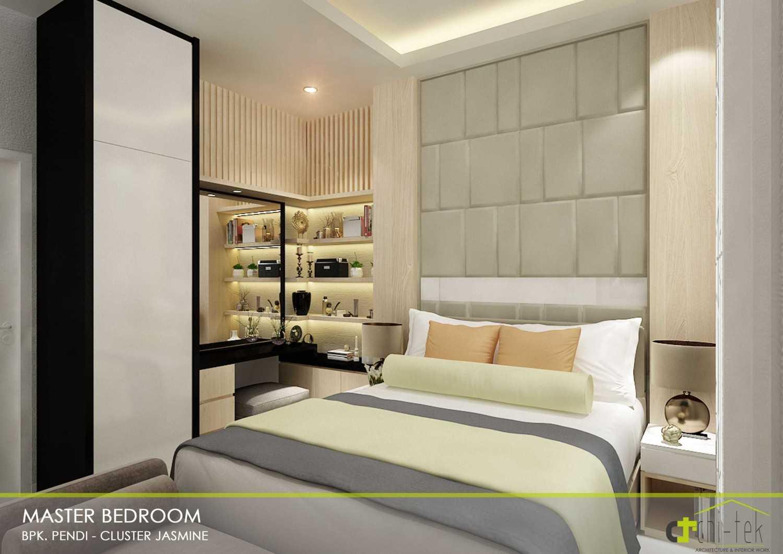 Dtarchitekt Jasmine Master Bedroom  West Pakulonan, Kelapa Dua, Tangerang, Banten 15810, Indonesia 1  30403