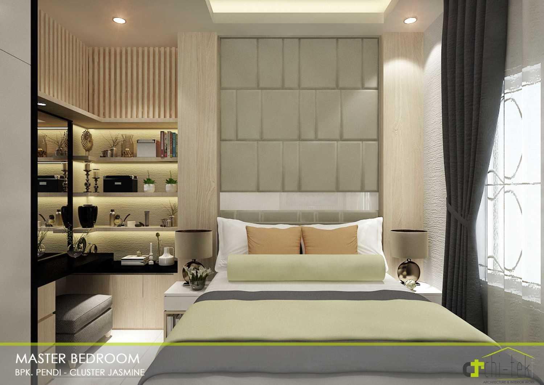 Dtarchitekt Jasmine Master Bedroom  West Pakulonan, Kelapa Dua, Tangerang, Banten 15810, Indonesia 2  30404