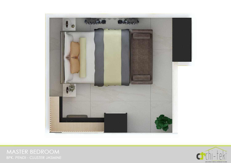 Dtarchitekt Jasmine Master Bedroom  West Pakulonan, Kelapa Dua, Tangerang, Banten 15810, Indonesia Tampak Atas  30406