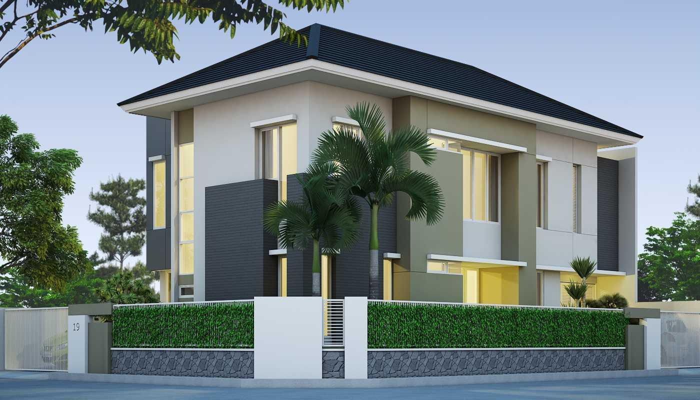 Rekabentuk Id N.y. House Bandung, Jawa Barat Bandung, Jawa Barat Side View Modern 26733