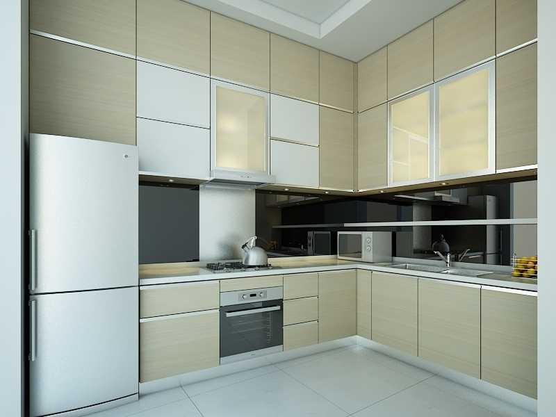 Rekabentuk Id N.y. House Bandung, Jawa Barat Bandung, Jawa Barat Kitchen Set Modern 26744