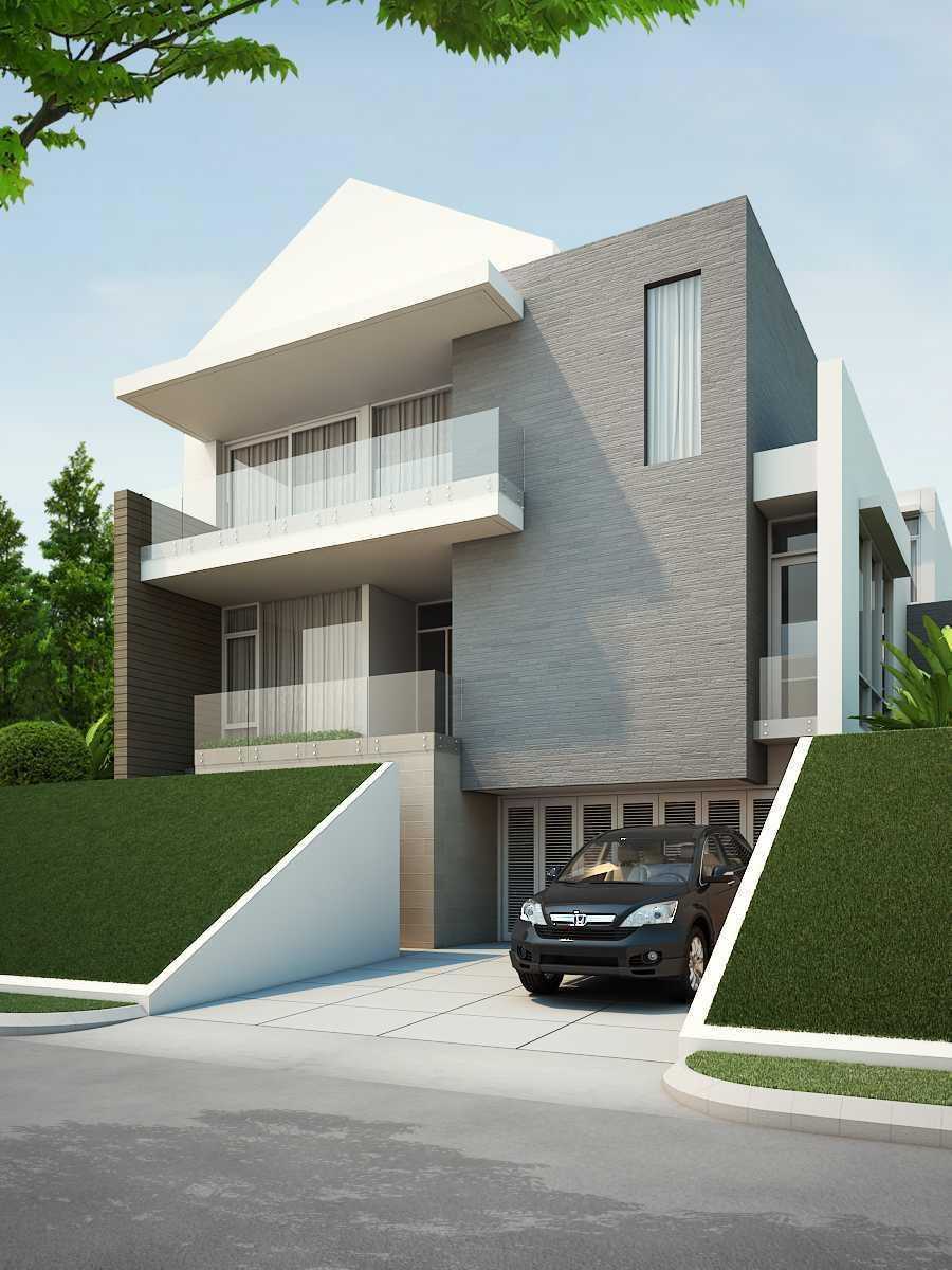 Rekabentuk Id Golf Island House Bandung, West Java Bandung, West Java Exterior  26752