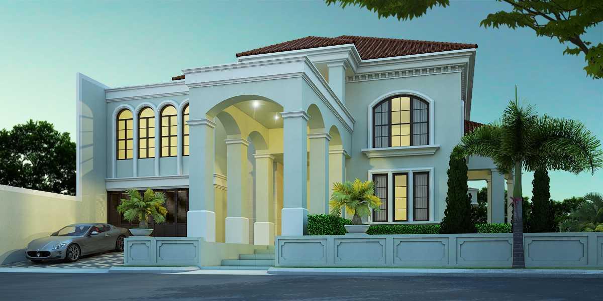 Rekabentuk Id H.a. House Jakarta Jakarta Exterior Kontemporer 26761