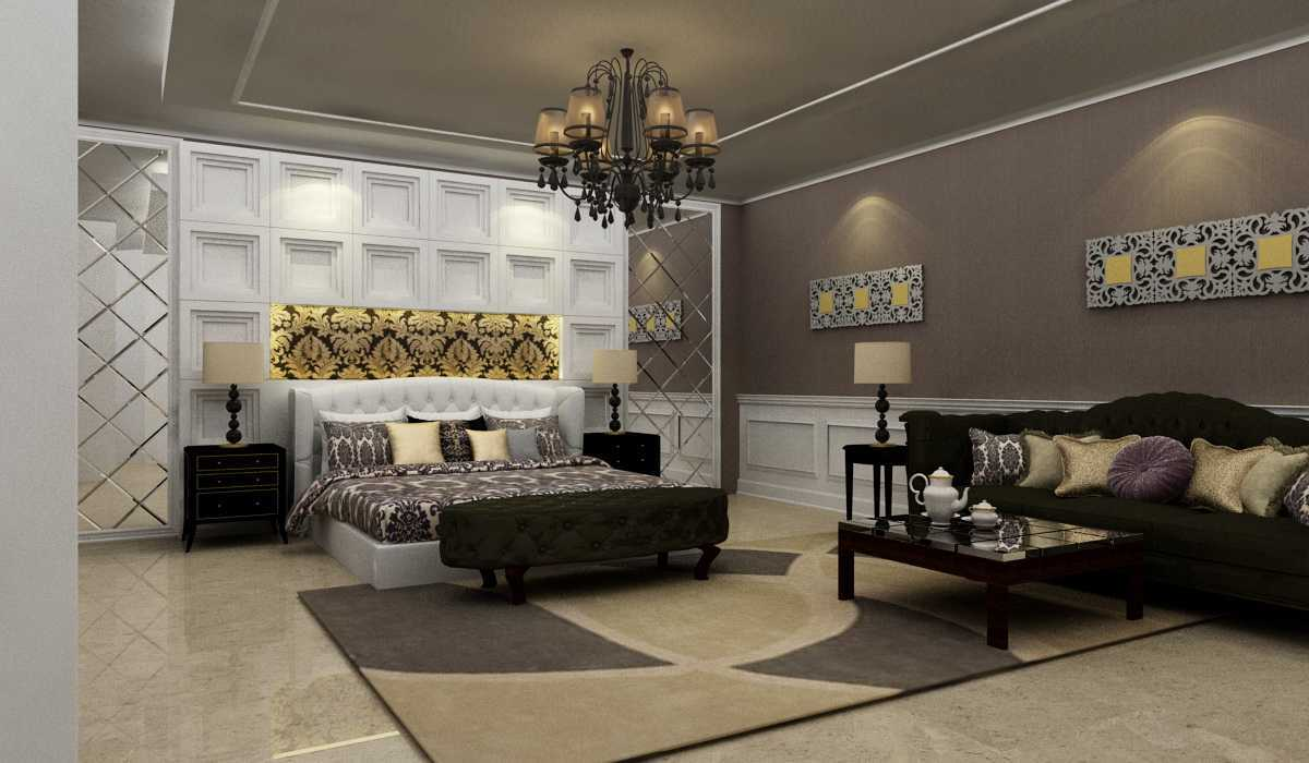 Rekabentuk Id H.a. House Jakarta Jakarta Master Bedroom Kontemporer 26762