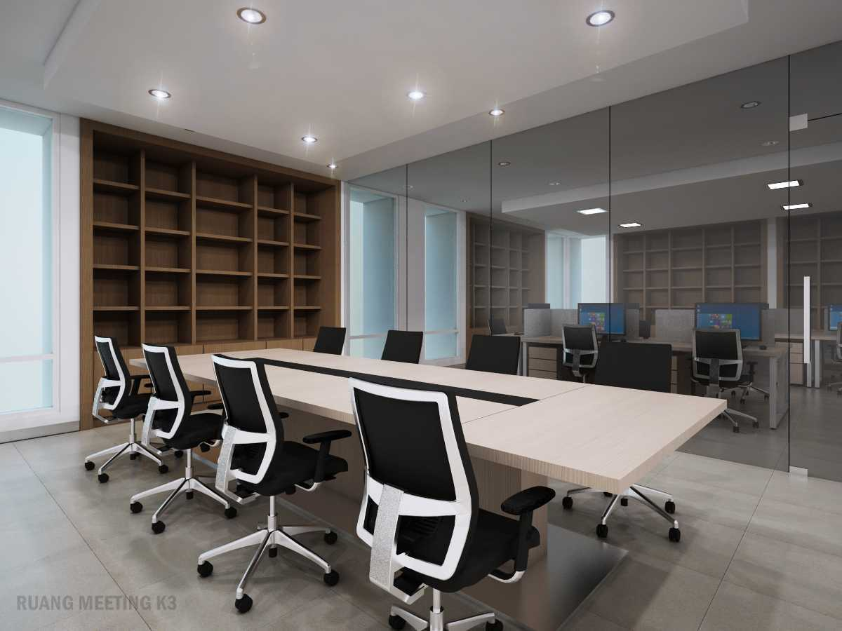 Rekabentuk Id P.j.b. Office Jakarta Jakarta Meeting Room  27130