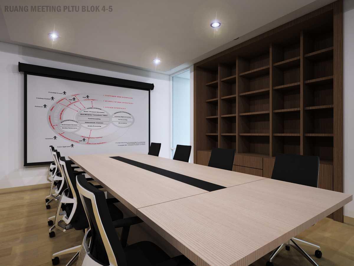 Rekabentuk Id P.j.b. Office Jakarta Jakarta Meeting Room  27133