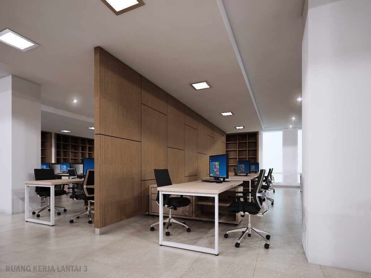 Rekabentuk Id P.j.b. Office Jakarta Jakarta Staff Room  27135