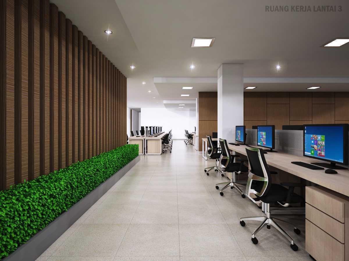 Rekabentuk Id P.j.b. Office Jakarta Jakarta Staff Room  27136