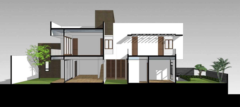 Rekabentuk Id K.i. House Kota Bandung, Jawa Barat, Indonesia Kota Bandung, Jawa Barat, Indonesia Section Modern 33556