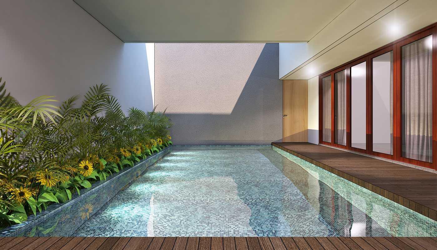 Rekabentuk Id A14. House Bandung, Kota Bandung, Jawa Barat, Indonesia Kota Bandung, Jawa Barat, Indonesia 2015-Cigadung-House-04 Modern 37226