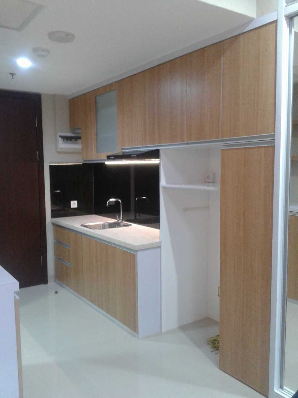 Wawan Setiawan Apartement Jakarta Jakarta Pantry Modern 26603