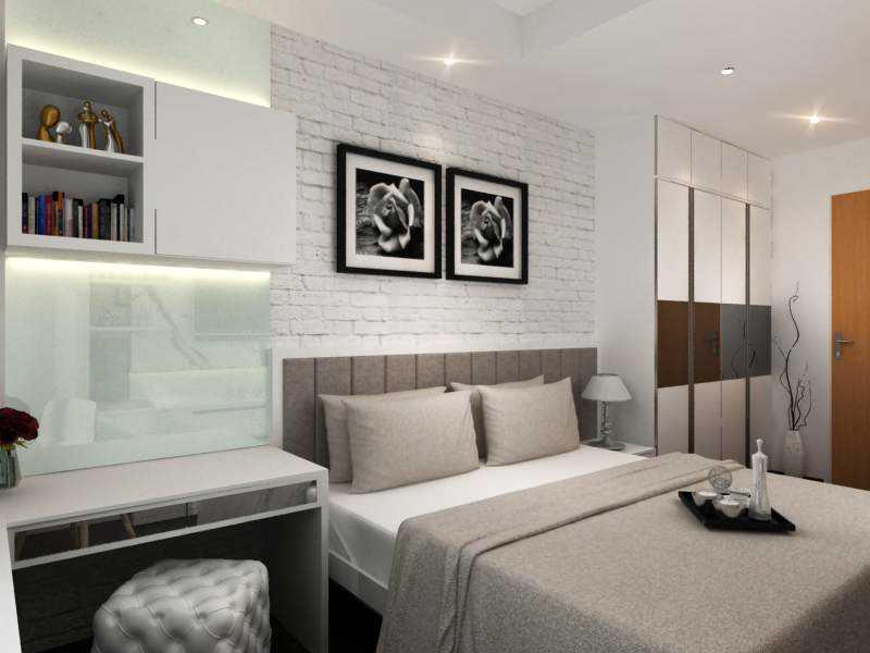 Wawan Setiawan Apartement 2 Dki Jakarta Dki Jakarta Bedroom  26650