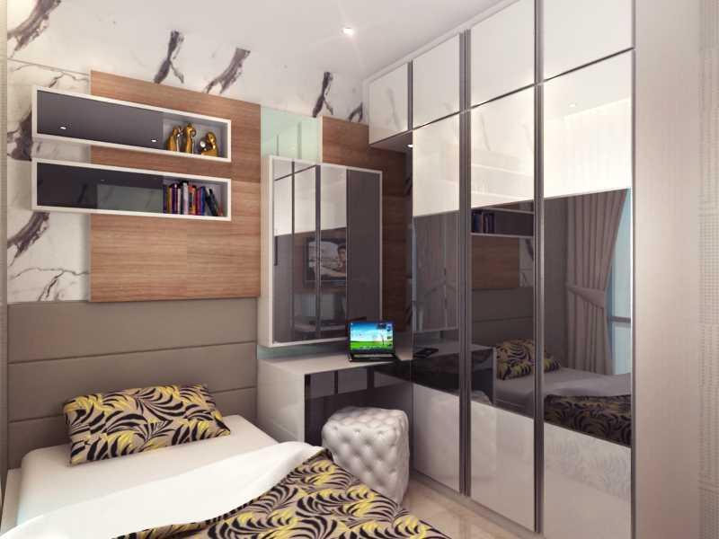 Wawan Setiawan Apartement 2 Dki Jakarta Dki Jakarta Kamr-1-View-1  26651