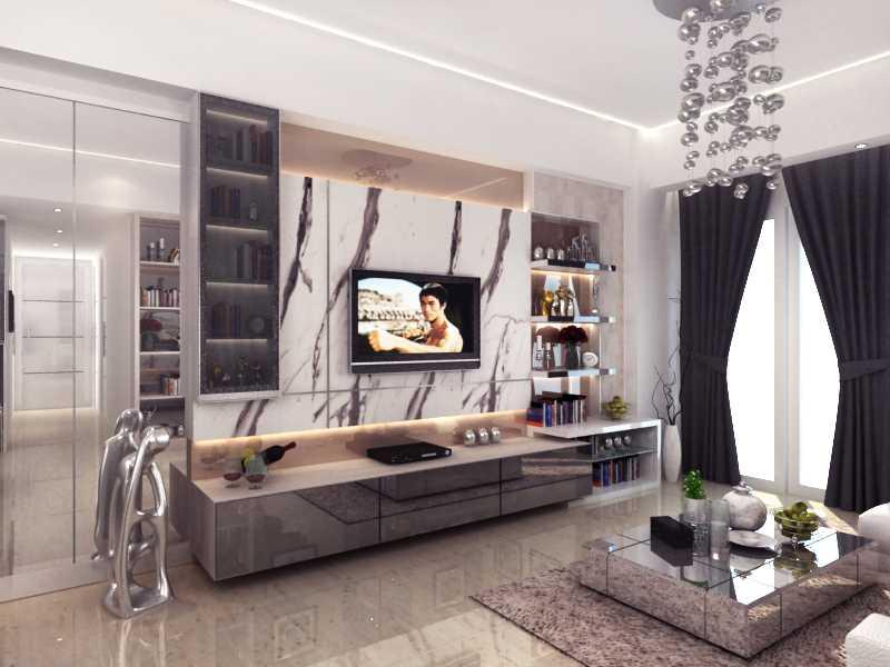 Wawan Setiawan Apartement 2 Dki Jakarta Dki Jakarta Livingroom  26654
