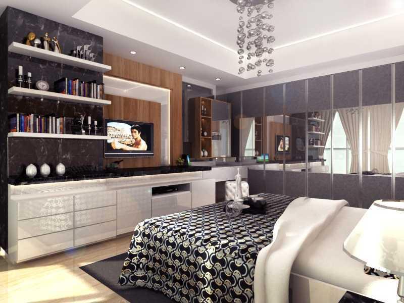 Wawan Setiawan Kemang Vilage Dki Jakarta Dki Jakarta Bedroom-Cam-2  27330