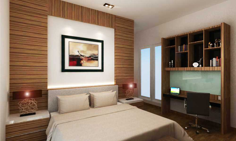 Wawan Setiawan Sunter Dki Jakarta Dki Jakarta Lt2-Bedroom-Utama-V1 Modern 27347