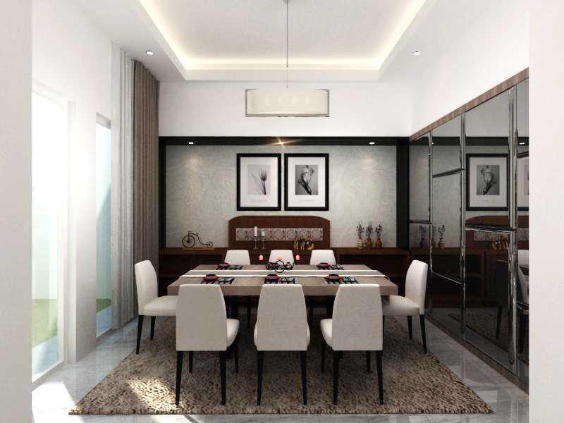 Wawan Setiawan Alam Sutra 2 Dki Jakarta Dki Jakarta Lt1-Dining-Room Modern 27353