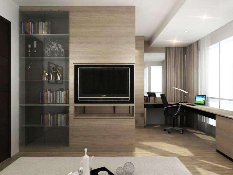 Wawan Setiawan Senayan Residensial Dki Jakarta Dki Jakarta Bedroom - Tv And Study/work Area Modern 27382