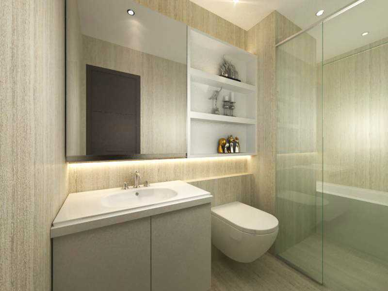 Wawan Setiawan Senayan Residensial Dki Jakarta Dki Jakarta Bathroom Modern 27384