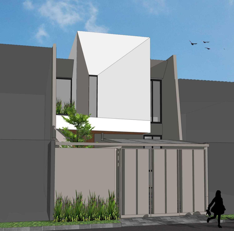 "Pt. Modula ""tiga"" House Jakarta Jakarta Perspective Modern 26861"