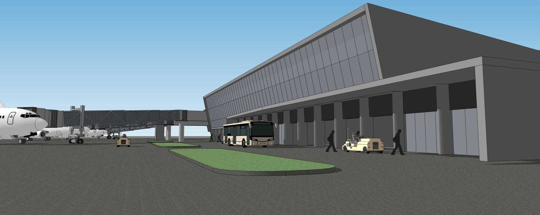 Pt. Modula Radin Inten Lampung Airport Lampung Lampung Perspective Modern 26868