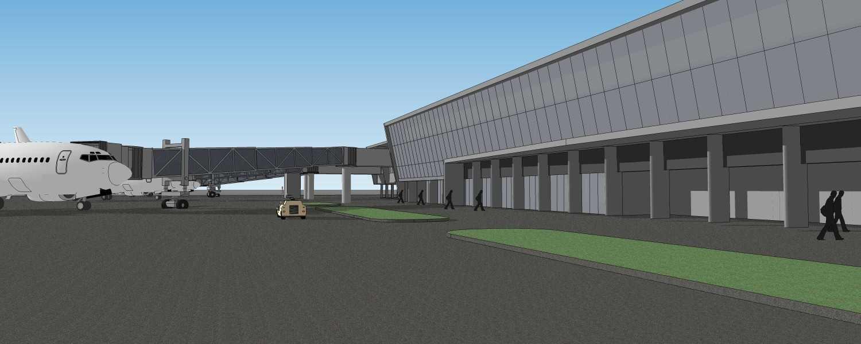 Pt. Modula Radin Inten Lampung Airport Lampung Lampung Perspective Modern 26872