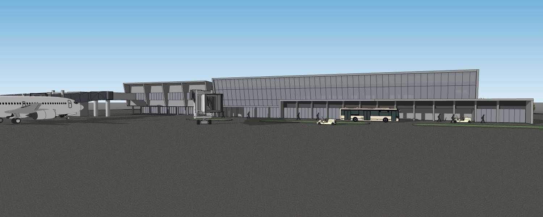 Pt. Modula Radin Inten Lampung Airport Lampung Lampung The Facade Modern 26873