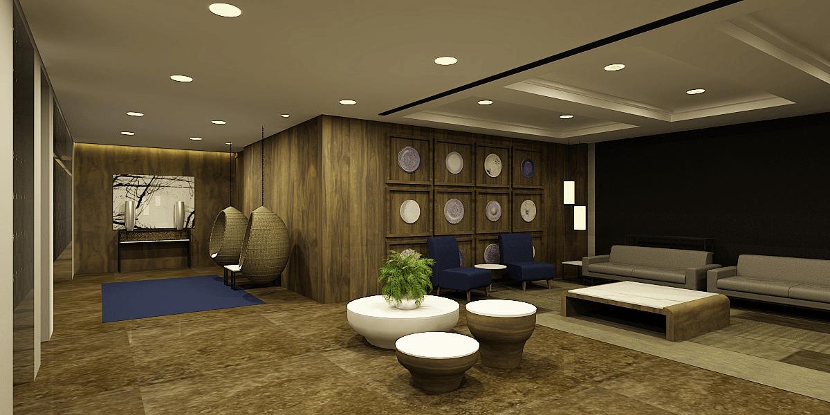 Pt. Modula Erha Clinic Kemanggisan  Jakarta Jakarta Waiting Room 2Nd Floor Modern 27118