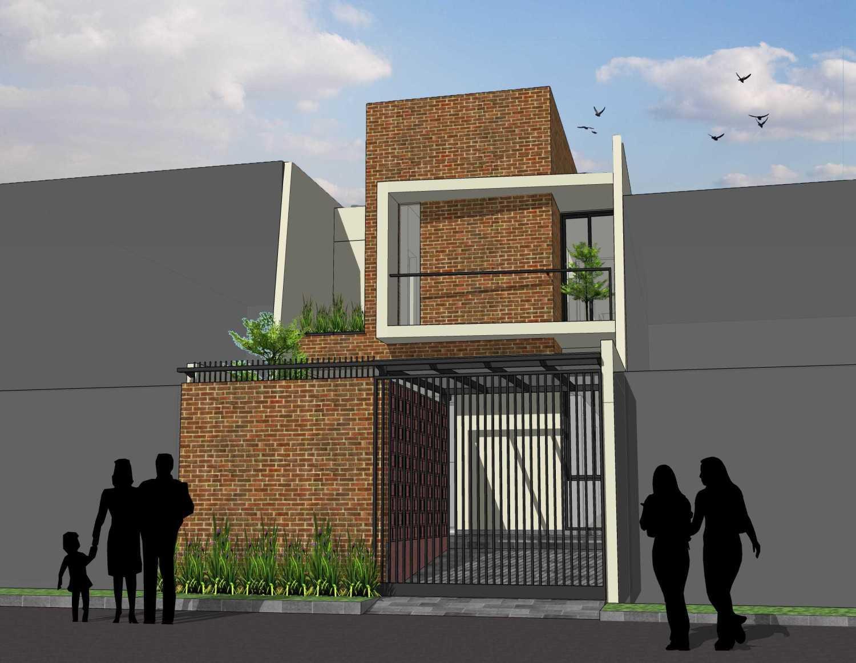 Pt. Modula Citra Dua House Jakarta Jakarta Perspective Modern 27030