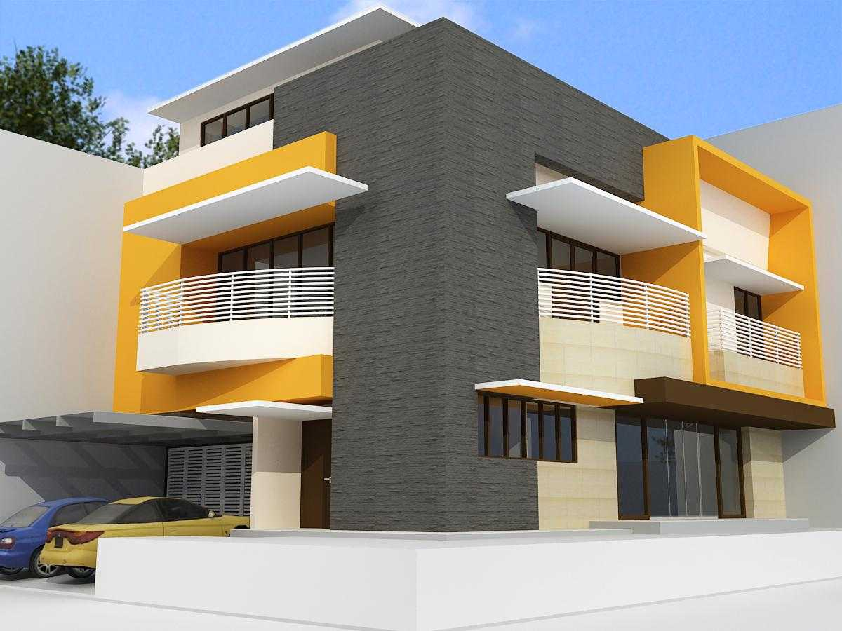 Ir. Susanto Sjamsuddin Plain House Jakarta, Indonesia  Img2108 Minimalis,modern 35396