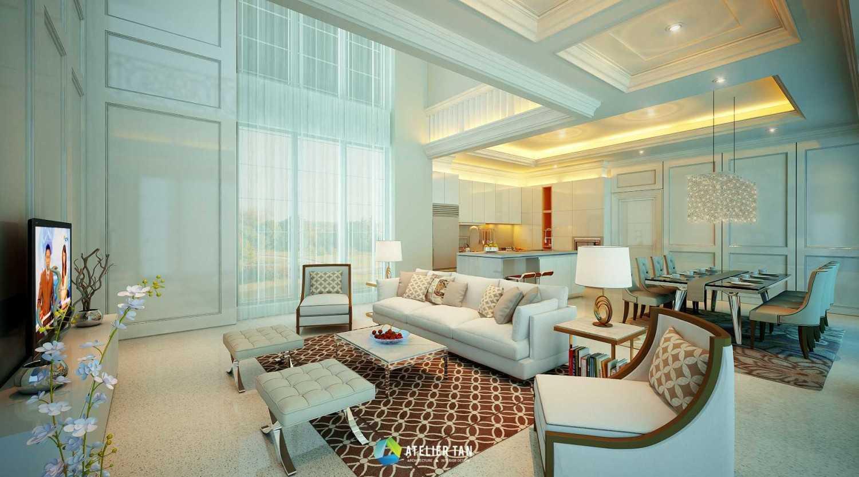 Ateliertan W+H House Jakarta Jakarta Draft-06 Klasik 44782