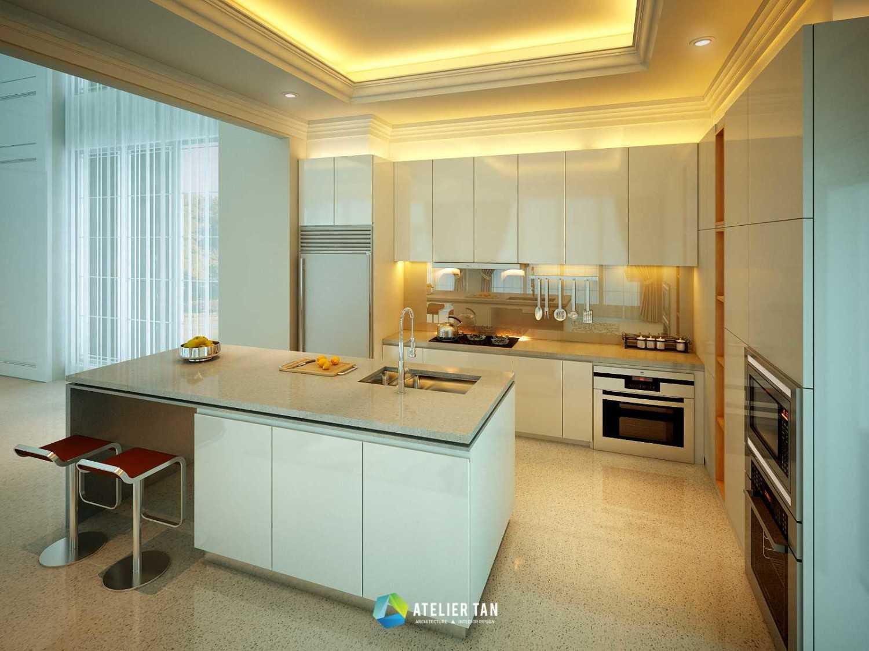 Ateliertan W+H House Jakarta Jakarta Draft-03 Klasik 44786
