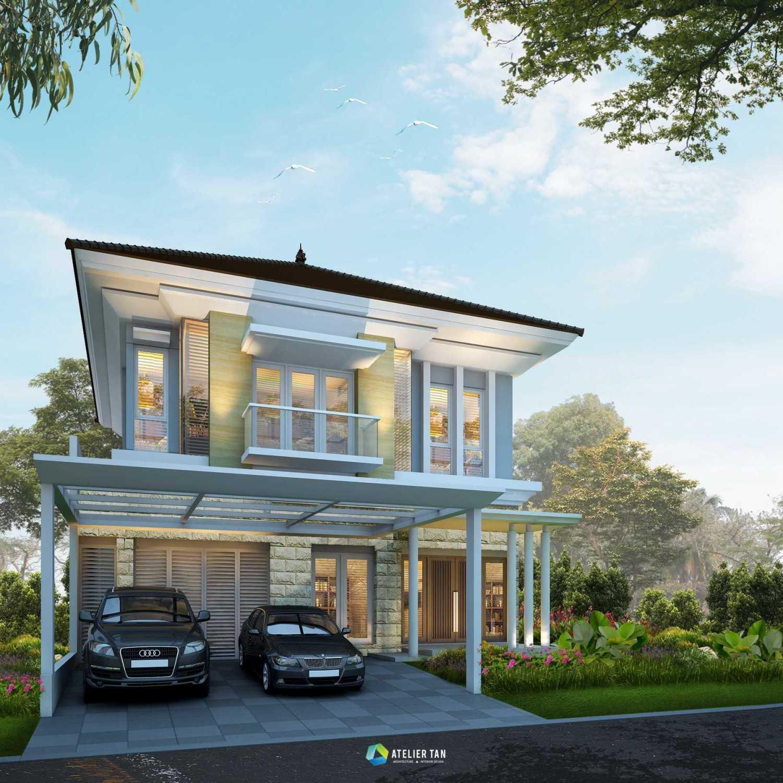 Ateliertan A+Y House Surabaya, Kota Sby, Jawa Timur, Indonesia  Fasade-Final-01A  44801