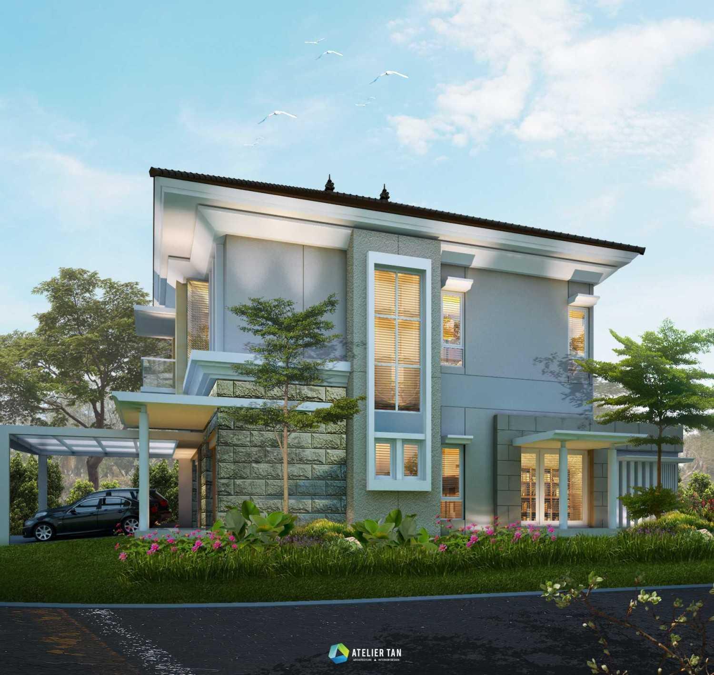 Ateliertan A+Y House Surabaya, Kota Sby, Jawa Timur, Indonesia  Fasade-Final-02A  44802