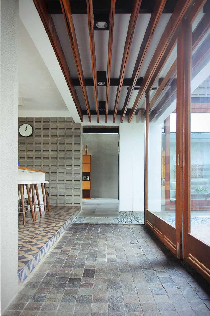G+G Architect Studio H & I House Kota Wisata - Cibubur Kota Wisata - Cibubur Architecture-Cibubur-House-4 Industrial,wood 26938