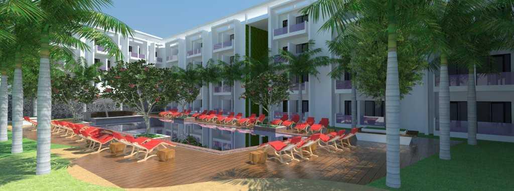 Limpad Sudibyo Avani Hotel Jimbaran, Bali Jimbaran, Bali Swimming Pool Area  27091