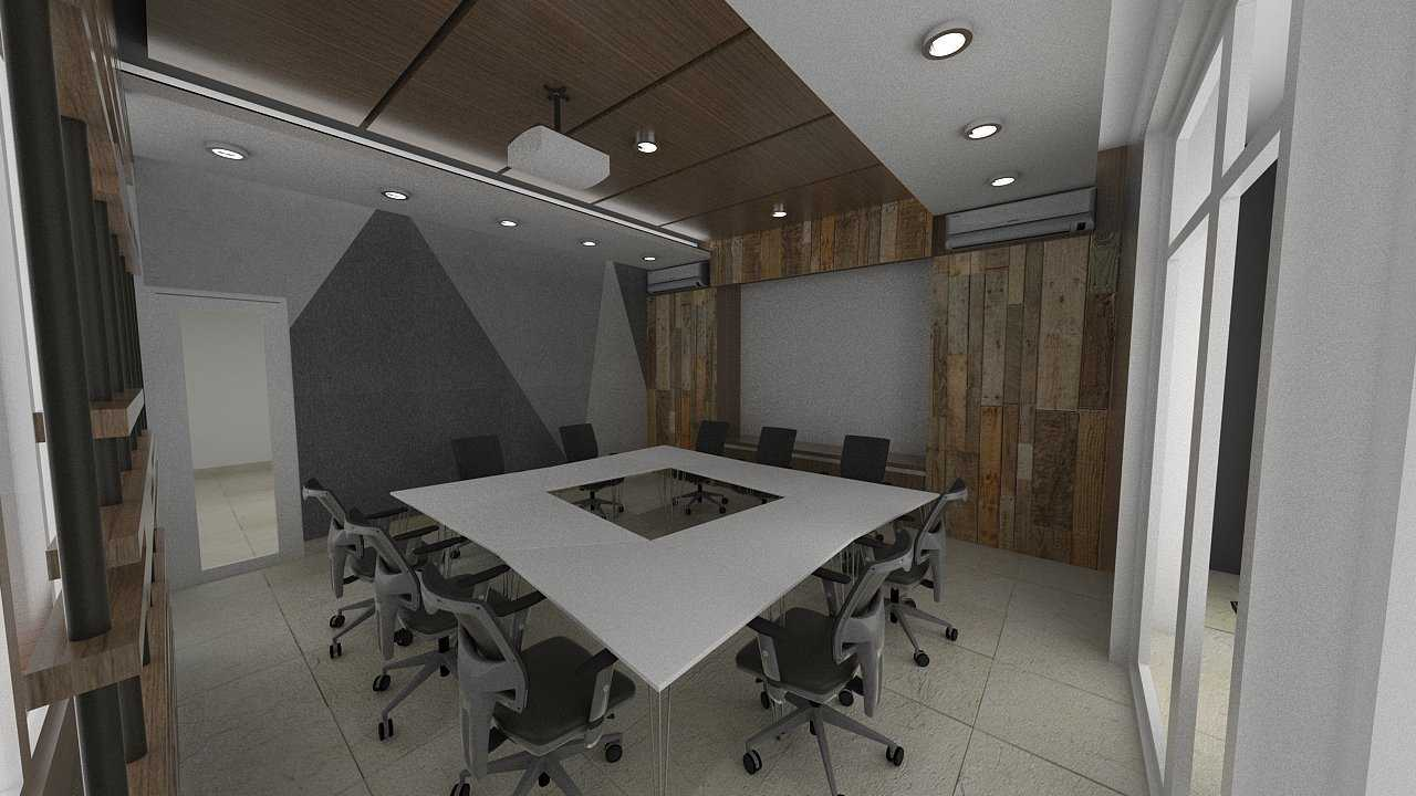 Limpad Sudibyo Pt. Geoforce Interior Office Jakarta Jakarta Meeting Room  27098