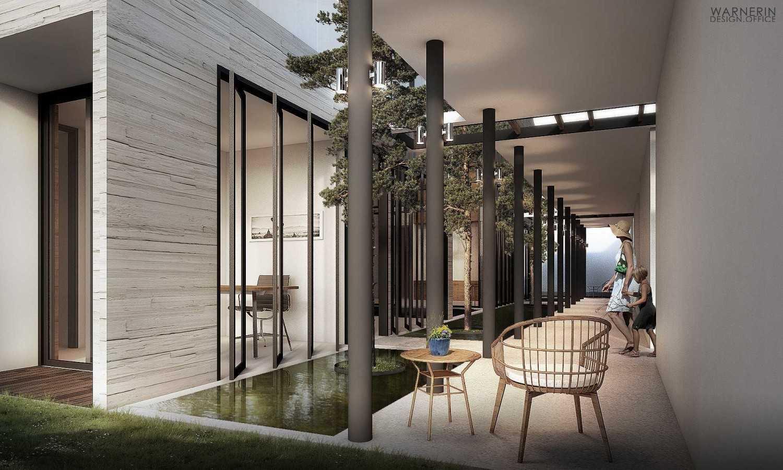 Warnerin Design Office A House For Two Pekanbaru, Pekanbaru City, Riau, Indonesia  View-B-Copy-Wdo Modern,tropis 35549