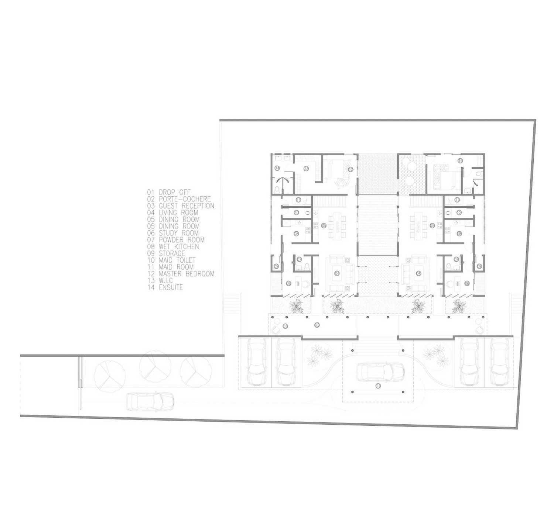 Warnerin Design Office A House For Two Pekanbaru, Pekanbaru City, Riau, Indonesia  1  35993