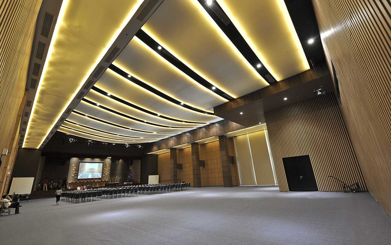 Aqustica Function Hall Bpk Penabur International Jakarta, Indones Jakarta, Indones Photo-29750 Modern 29750