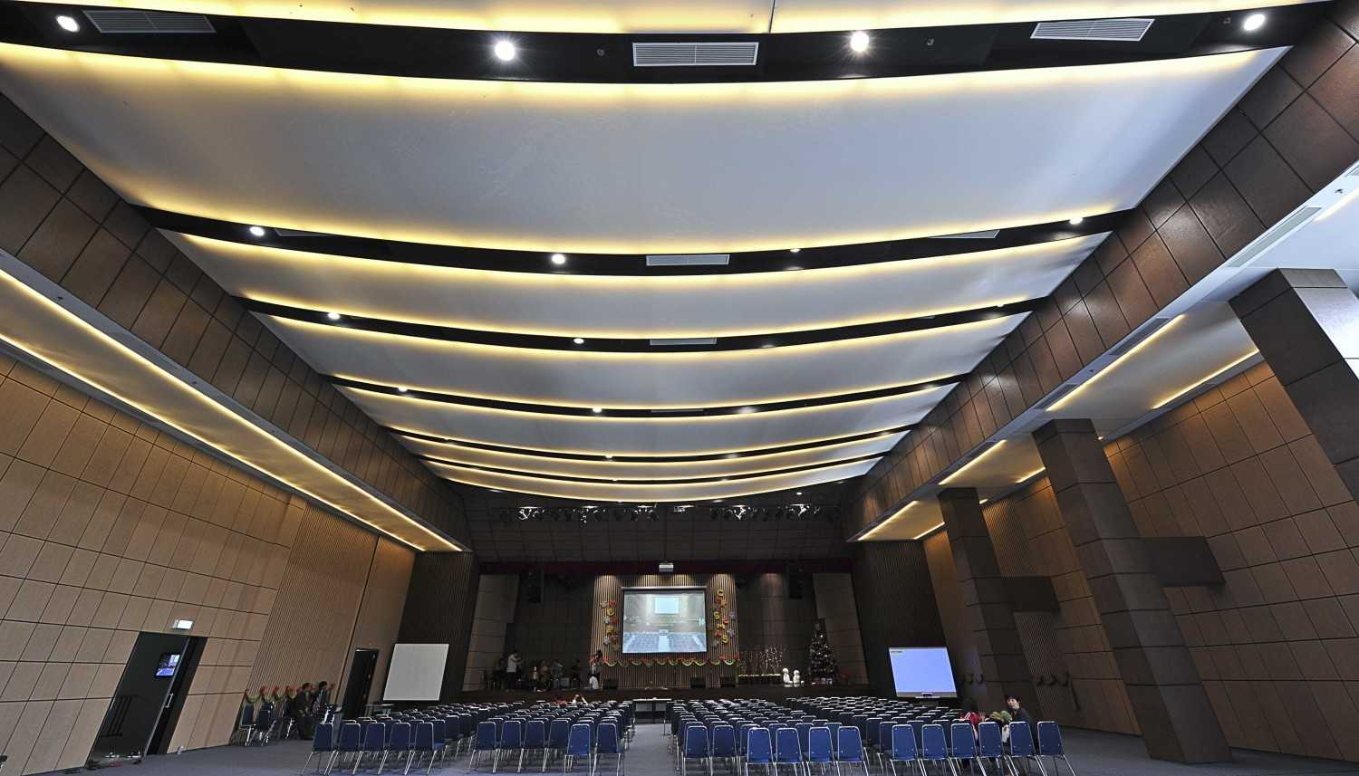 Aqustica Function Hall Bpk Penabur International Jakarta, Indones Jakarta, Indones Photo-29750 Modern 29751