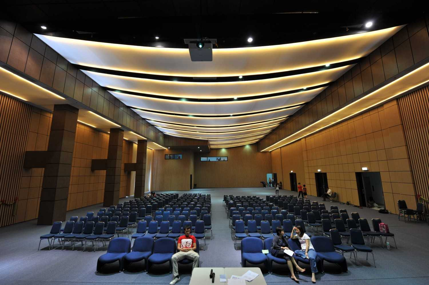 Aqustica Function Hall Bpk Penabur International Jakarta, Indones Jakarta, Indones Photo-29750 Modern 29752