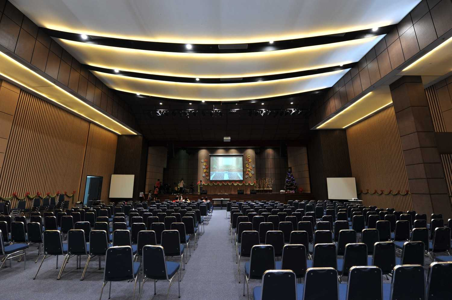 Aqustica Function Hall Bpk Penabur International Jakarta, Indones Jakarta, Indones Photo-29750 Modern 29753